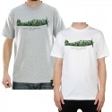 Camiseta Primitive Fighter Heather