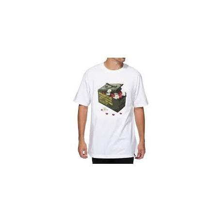 Camiseta Primitive Built Strong Preto