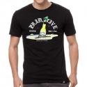 Camiseta Primitive Bootleg Black