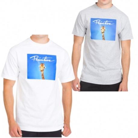 Camiseta Primitive Higher - Branca