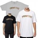 Camiseta Primitive Paradise Type