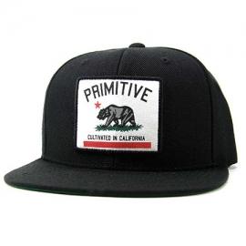 Boné Primitive Cultivated - Preto