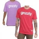 Camiseta Grizzly Lowercase