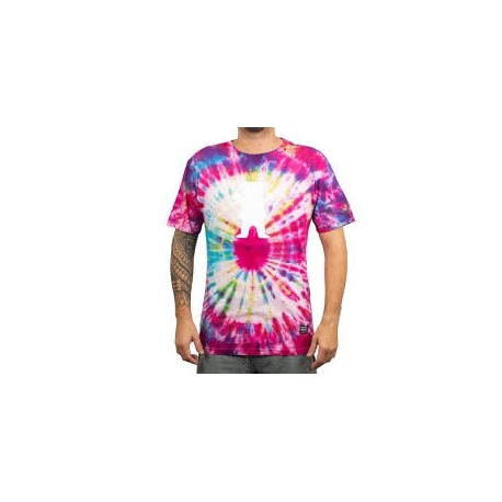 Camiseta Grizzly Hippy - Cinza