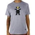 Camiseta Grizzly OG Bear Joslin Grey