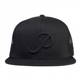Boné Primitive  Mersh Trucker - Preto