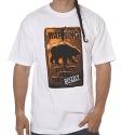 Camiseta Grizzly Warning White