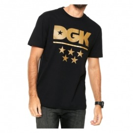 Camiseta DGK All Star Black
