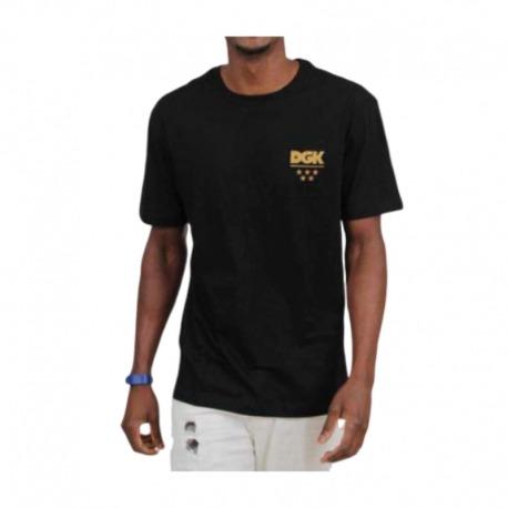 Camiseta All Star Mini Logo Black