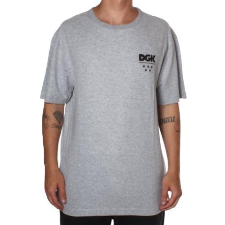 Camiseta DGK All Star Mini Logo Black