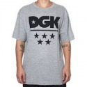 Camiseta DGK All Star Heather