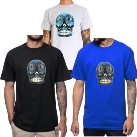 Camiseta Grizzly P Rod Skull