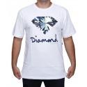 Camiseta Diamond Simplicity White