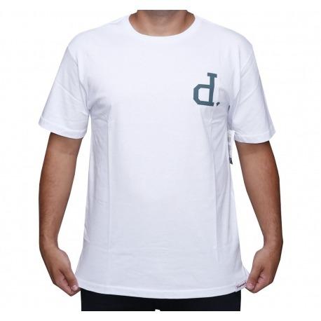 Camiseta Diamond Un Polo White