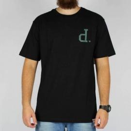 Camiseta Diamond Un Polo Black GG