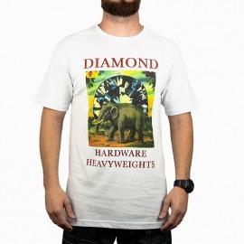 Camiseta Diamond Indigenous White