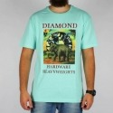 Camiseta Diamond Indigenous Aqua