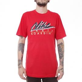 Camiseta Nike SB Exact Specs - Vermelho