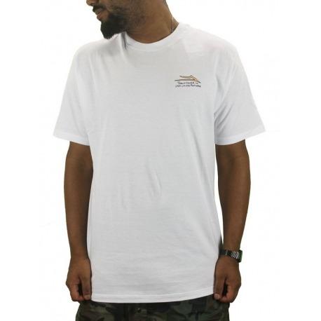 Camiseta Lakai Porous Girls White