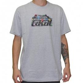 Camiseta Lakai Glaboe Grey