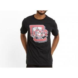 Camiseta DC 123 Klan Red/Black