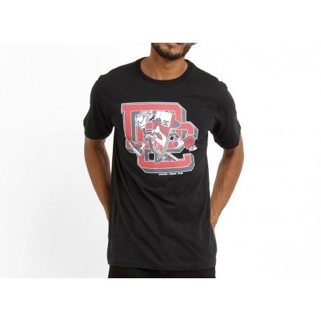 Camiseta DC 123 Klan Black