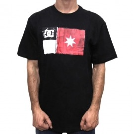 Camiseta DC Core Newflag Black