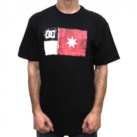 Camiseta DC Core Newflag White