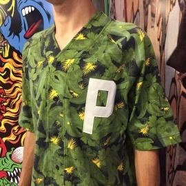 Camisa Primitive Team Baseball Jersey Delta