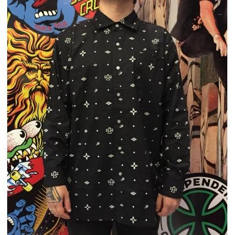 Camisa Primitive Mex Black