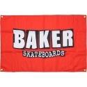 Bandeira Baker Skateboards Brand Name