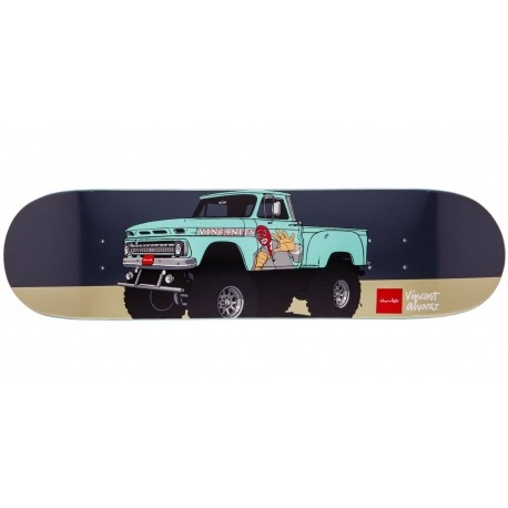Shape Chocolate - Monster Truck Series Vincent Alvarez 8.0