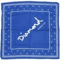 Bandana Diamond Supply Co - Azul