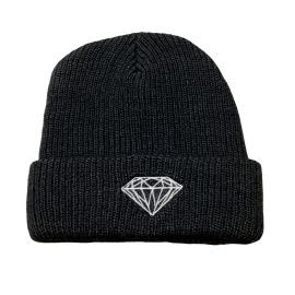 Touca Diamond - Preto