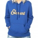 Moletom Element Hani - Feminino Azul