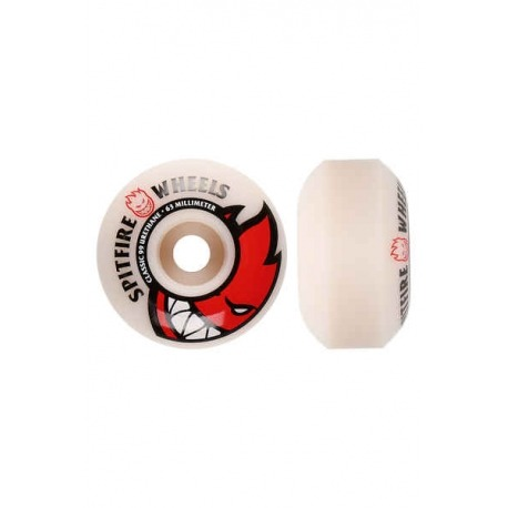 Roda Spitfire Big Head Edition 54mm 99a - Roxo