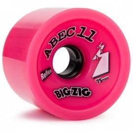 Roda Abec 11 Reflex BigZig 75mm Pink