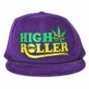 Boné Creature High Roller Purple