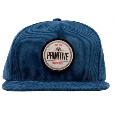 Boné Primitive Recruit Strapback  - Azul