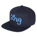 Boné LRG Logo Azul