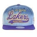 Boné Mitchell & Ness Los Angeles Lakers Jeans