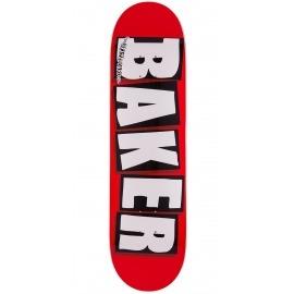 Shape Baker Brand Logo Red