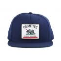 Boné Primitive Cultivated Snapback - Azul