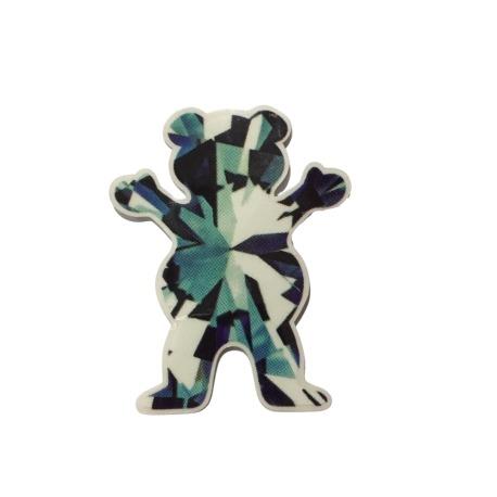 Adesivo Grizzly Simplicity Bear (7,5cm x 6cm)