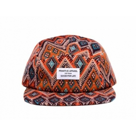 Boné Primitive 5 Panel Quest