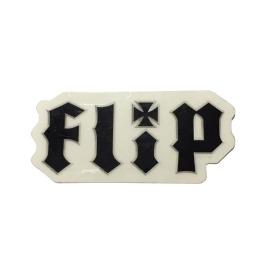 Adesivo Flip Metalhead P Black (7,5cm x 3,5cm)