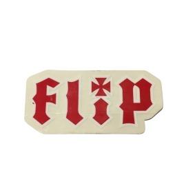 Adesivo Flip Metalhead Red P (7,5cm x 3,5cm)