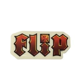 Adesivo Flip Metalhead Gradient P (7,5cm x 3,5cm)