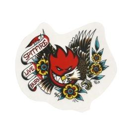 Adesivo Spitfire Tattoo Flash Eagle - (12cm x 13cm)