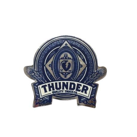 Adesivo Thunder King of Mainline P - (5,5cm x 6,5cm)